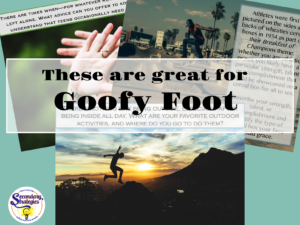 Goofy Foot